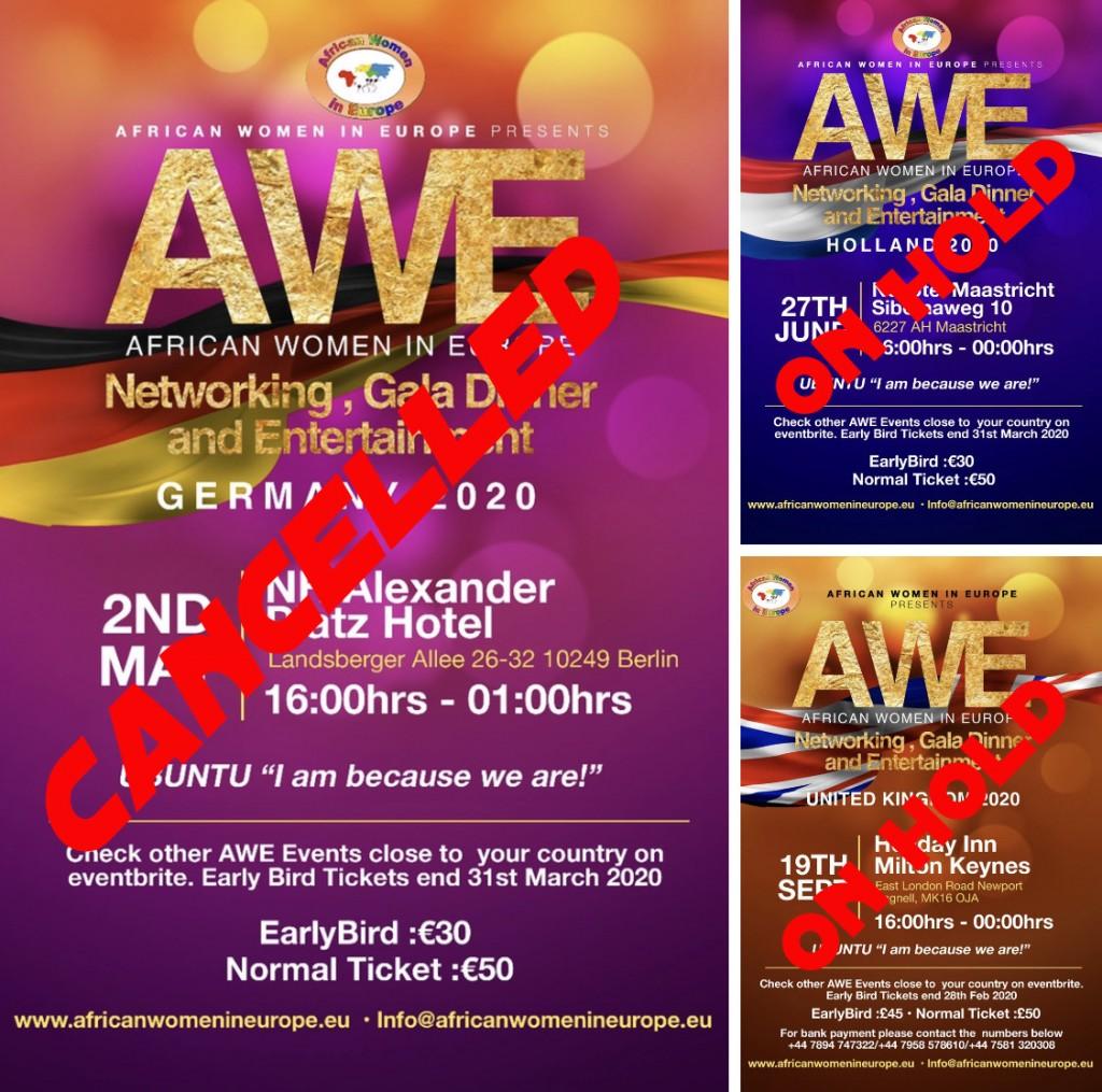 AWE 2020 Events 2