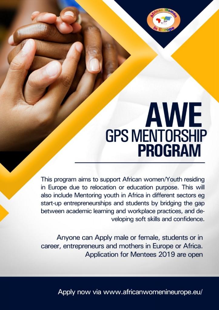 AWE GPS Flyer