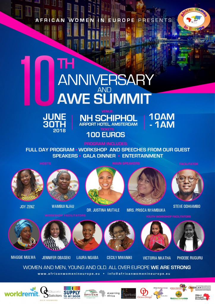 AWE Summit 1 Official