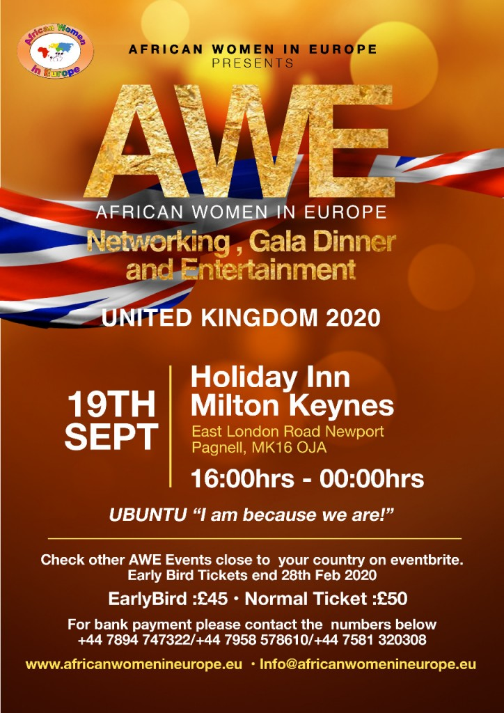 AWE UK Official eflyer B