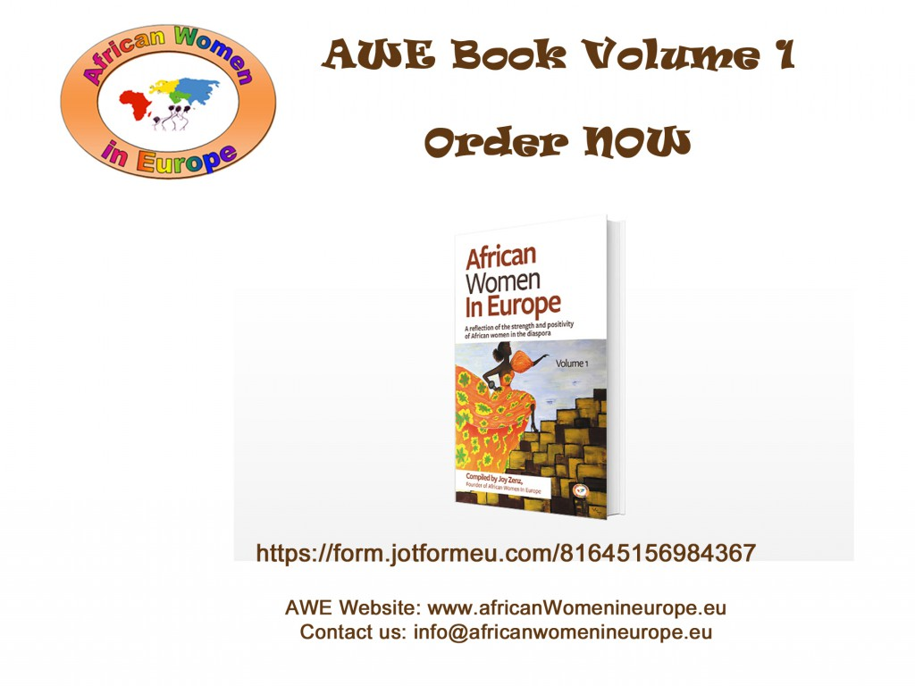 AWE BOOK Volume 1