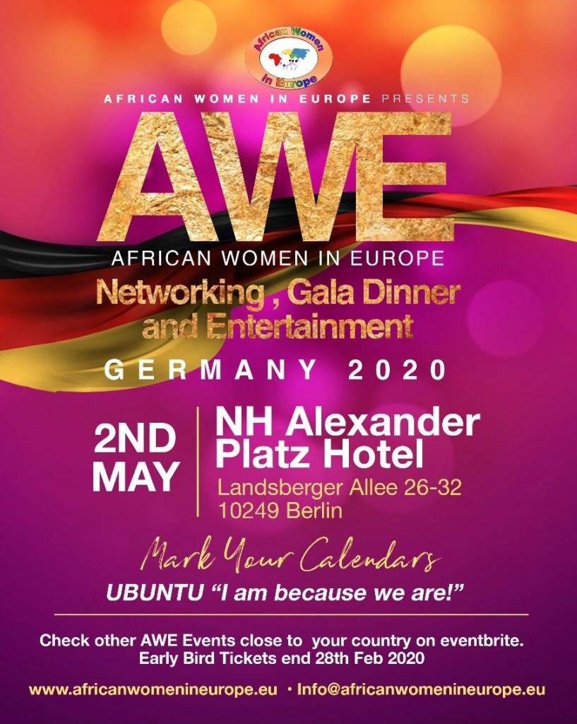 AWE Germany without Logo