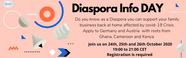 Diaspora Information day