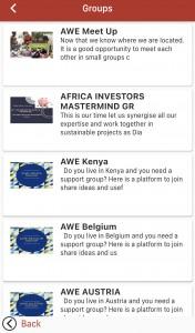 awe app group